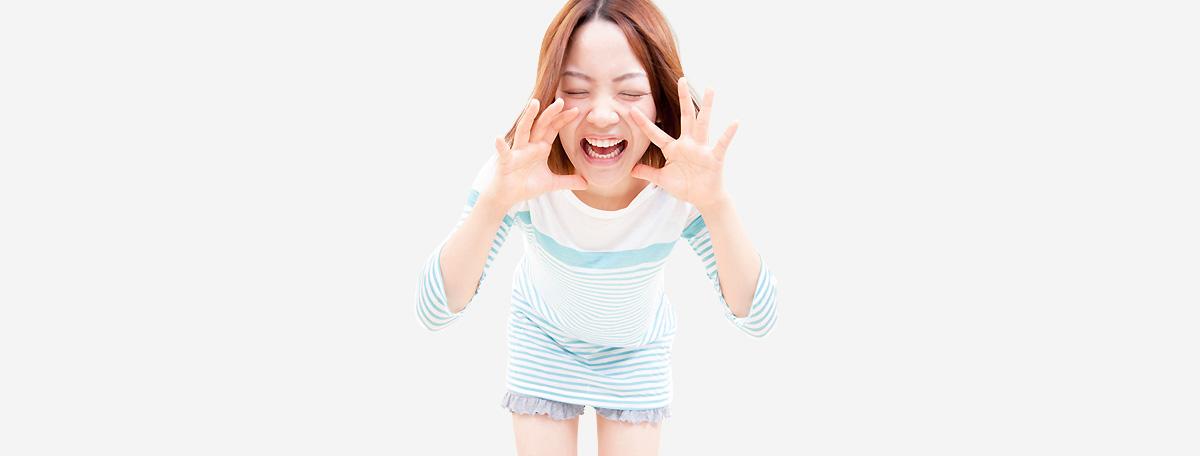 舌が白い人は要注意!「舌苔」ができる原因と口臭トラブル