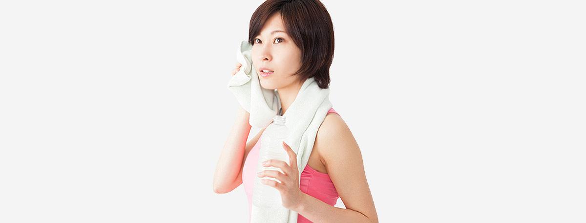 汗が臭い7つの原因とその改善法まとめ