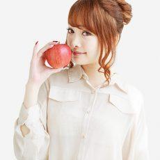 リンゴで体臭予防!ジュースや食べる効果とその活用術