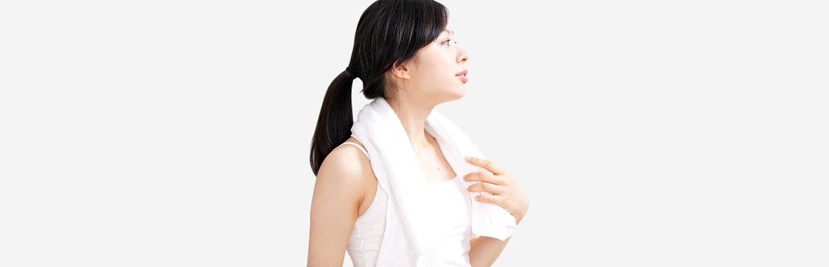 お風呂がシャワーだけの人は臭い?体臭を予防する上手な浴び方